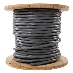 15e1094d1a6f9 Southwire 500 ft. 2-2-2-4 Gray Stranded CU SER Cable-26701302 - The ...