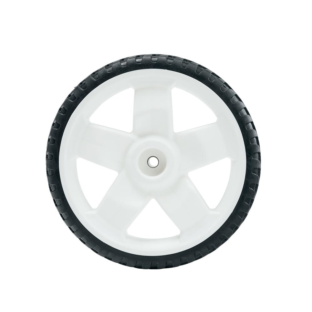 Toro Replacement 11 In Rear High Wheel For Push And Front
