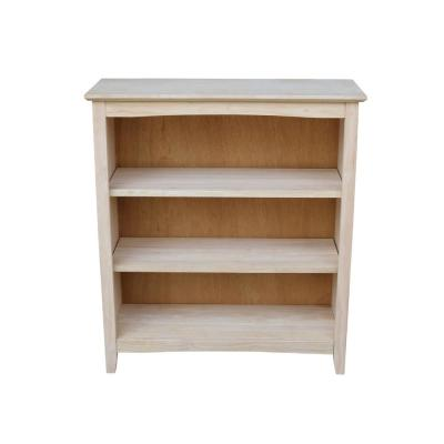 Unfinished Wood Bookcases Home Office Furniture The