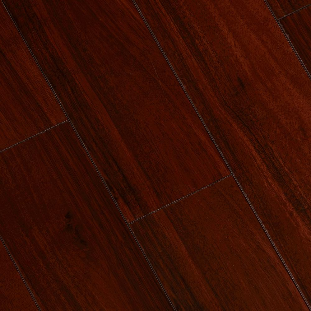Home Decorators Collection High Gloss Brazilian Cherry 8 Mm Thick X 5