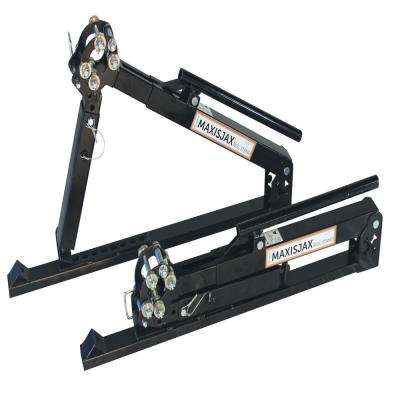 MJ-707 Jax Pair of Reel Stands