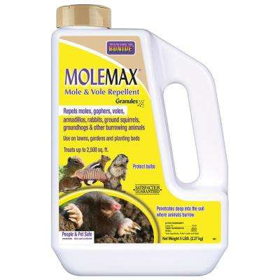 5 lbs. MoleMax Mole and Vole Repellent Granules