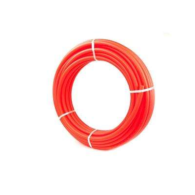 1/2 in. x 100 ft. Polyethylene PEX Tubing Non-Barrier Potable Water Pipe Combo - Red and Blue