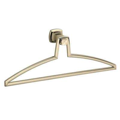 Margaux Valet Robe Hook in Vibrant French Gold