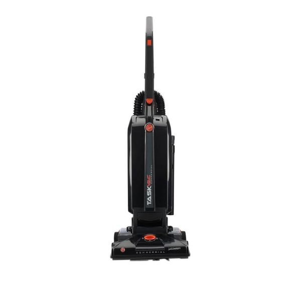 HOOVER Commercial TaskVac Lightweight Hard-Bagged Upright Vacuum Cleaner