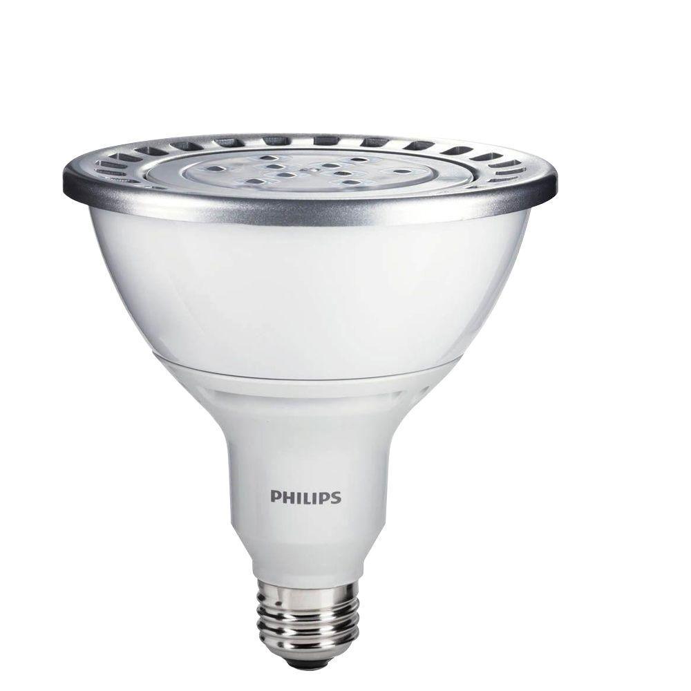 Philips 120W Equivalent Bright White (3000K) PAR38 Dimmable LED Flood Light Bulb (6-Pack)