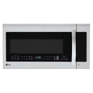 LG Electronics 2 2 cu  ft  Over the Range Microwave in