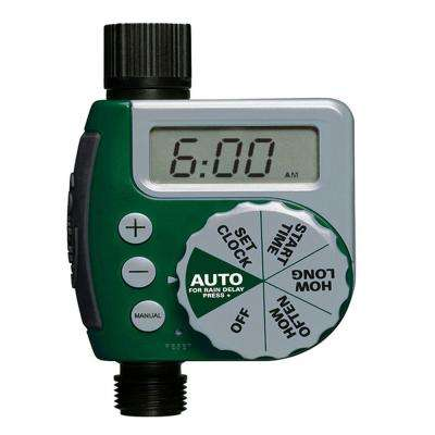 Orbit Hose Timers Sprinkler Timers The Home Depot