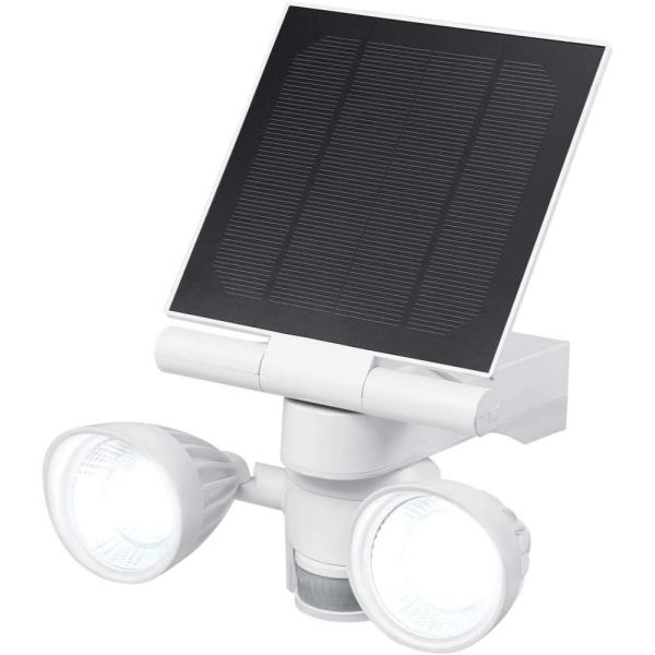 Blink Floodlight and Solar Panel Charger - Motion-Activated for Blink Outdoor, Blink XT and Blink XT2 Camera (White)