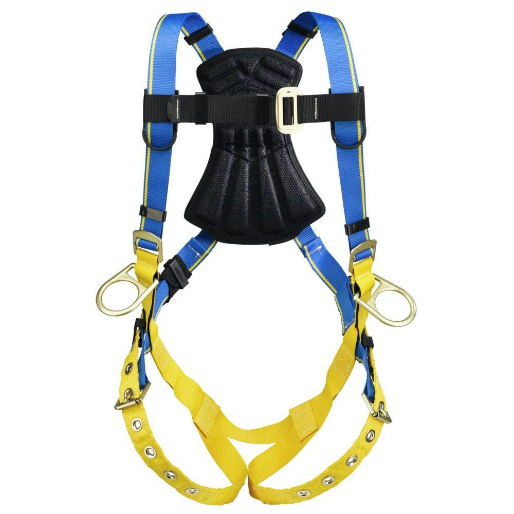 Upgear Blue Armor 1000 Positioning (3 D-Rings) Small Harness