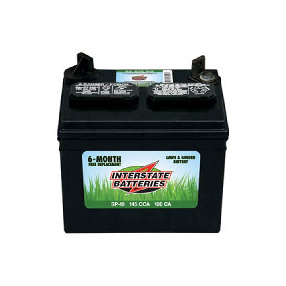 Who Makes Interstate Batteries >> Interstate Battery 5 1 4 In X 7 3 4 In Interstate Battery
