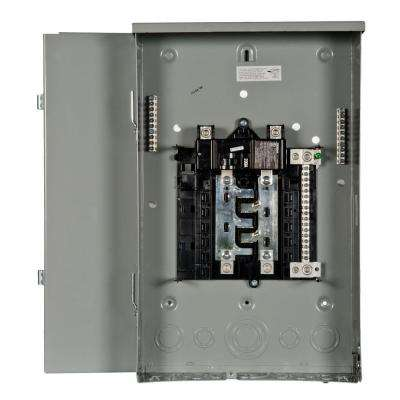 PL Series 200 Amp 8-Space 16-Circuit Main Breaker Outdoor Trailer Panel Load Center
