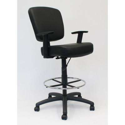 46.5 in. H Oversize Drafting Stool