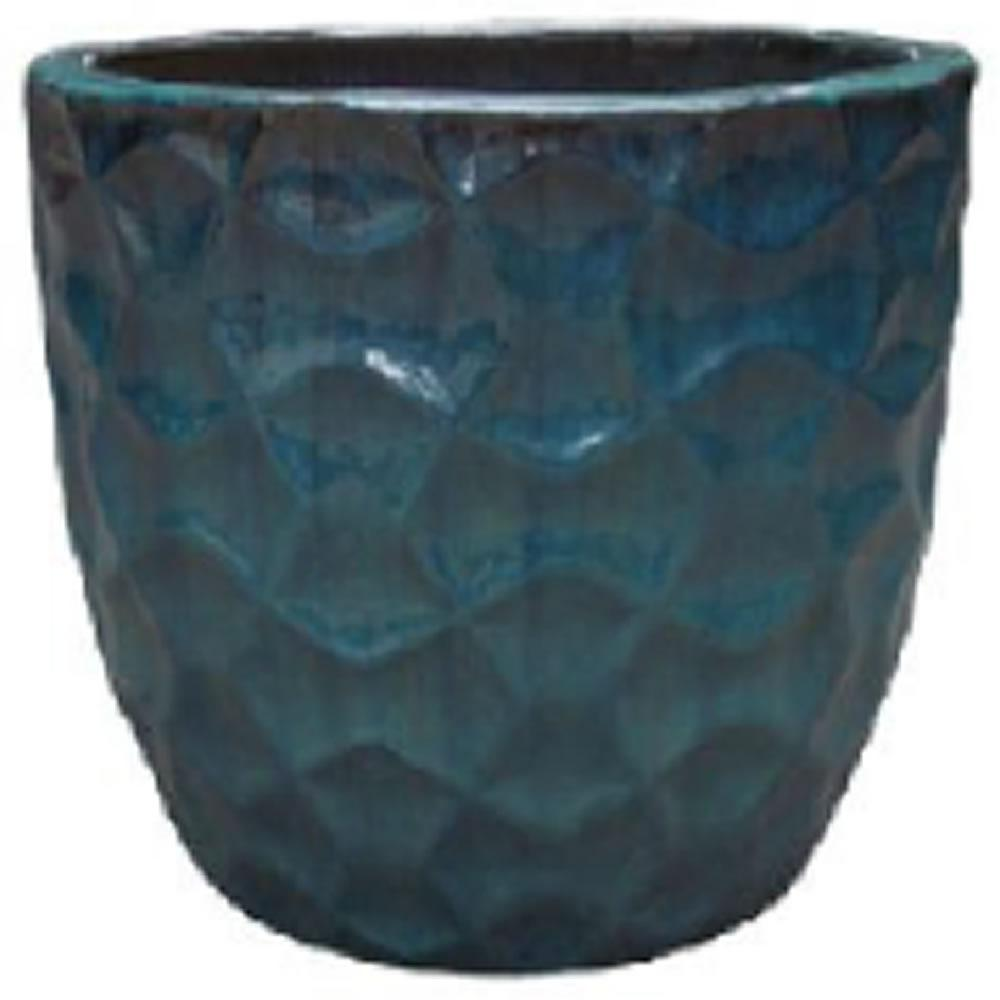 Sku 1004187212 Large 20 25 In Blue Clay Pot