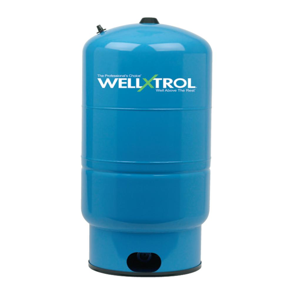 Well-X-Troll 62 Gal. Pre-Pressurized Vertical Pressure Tank