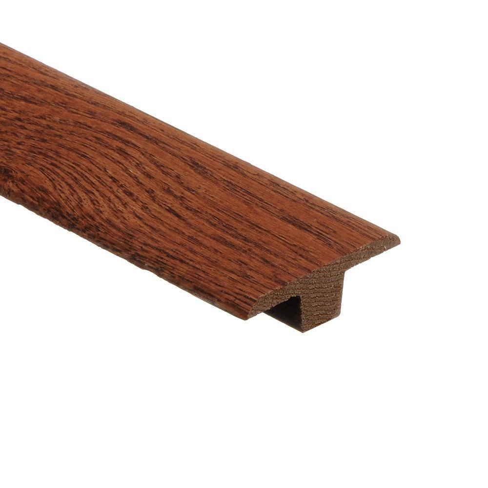 Zamma Oak Fall Classic 3/8 in. Thick x 1-3/4 in. Wide x 94 in. Length Hardwood T-Molding