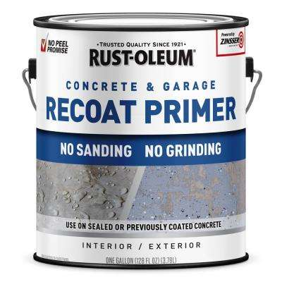 1 gal. Concrete and Garage Interior/Exterior Recoat Primer