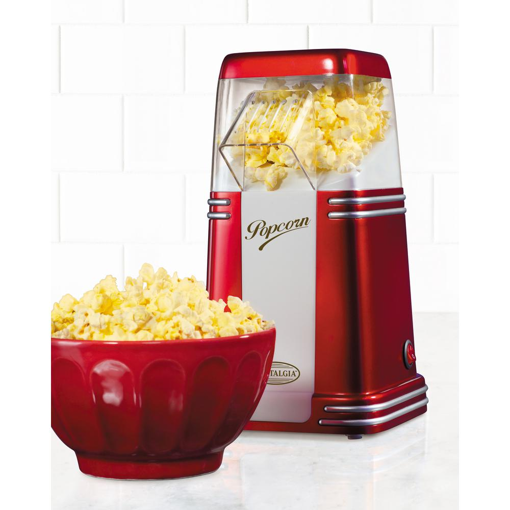 Nostalgia Retro Mini Popcorn Popper Rhp 310 The Home Depot