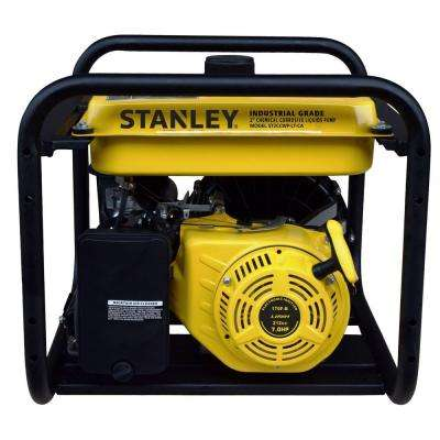 7 HP Non-Submersible 2 in. Chemical/Corrosive Water Pump
