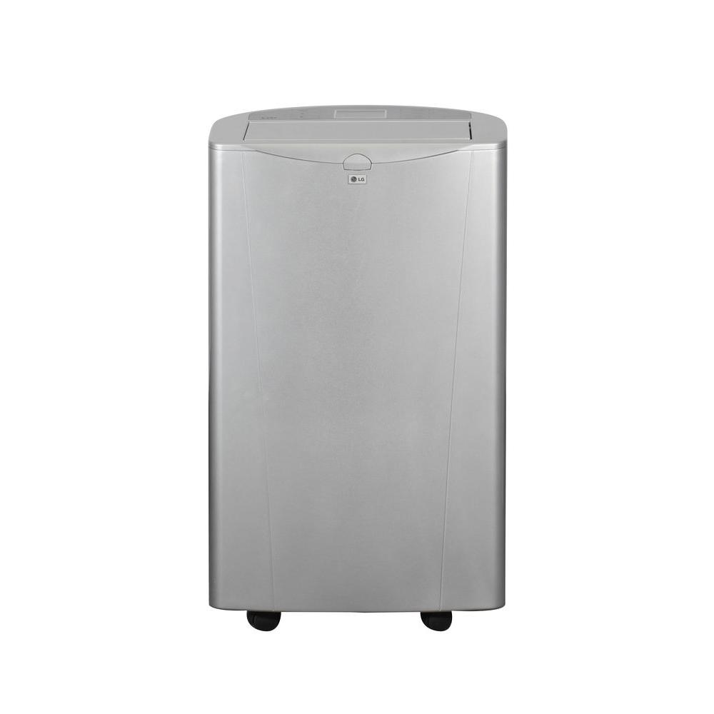 Lg Electronics 14 000 Btu Portable Air Conditioner With