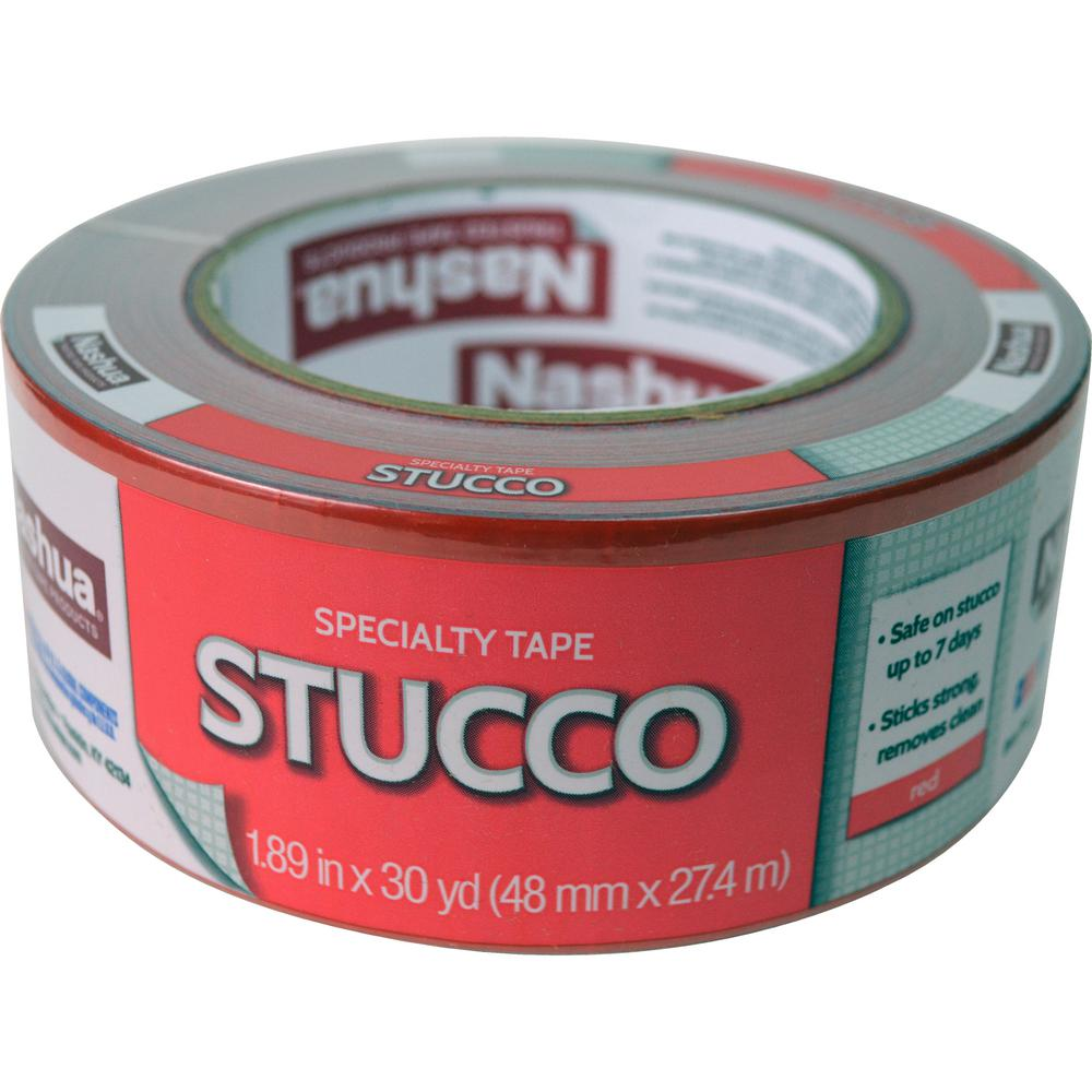 nashua tape 189 in x 30 yds stucco tape