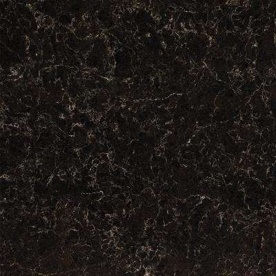 4 in. x 4 in. Quartz Countertop Sample in Woodlands