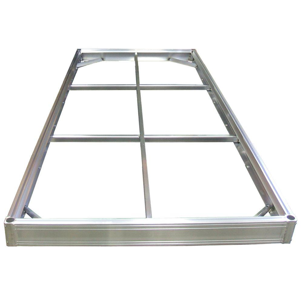 Multinautic qpf495 5 ft x 10 ft aluminum dock kit 21519 the aluminum dock kit solutioingenieria Image collections