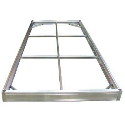QPF495, 5 ft. x 10 ft. Aluminum Dock Kit