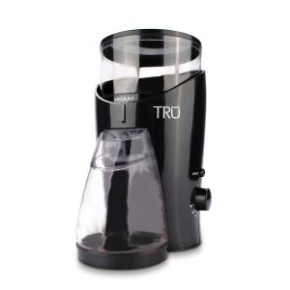 Click here to buy TRU Burr Coffee Grinder by TRU.