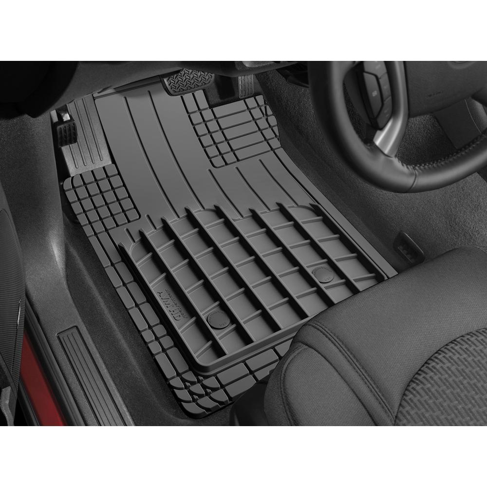 Weathertech Black 27 In X 19 In Heavy Duty All Vehicle