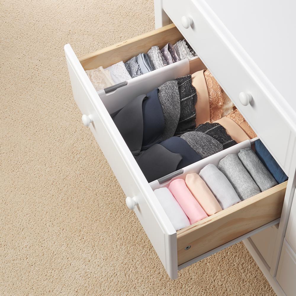 Expandable Dresser Drawer