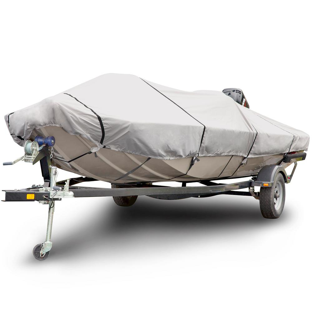 Trailering Cover 17/' boat cover
