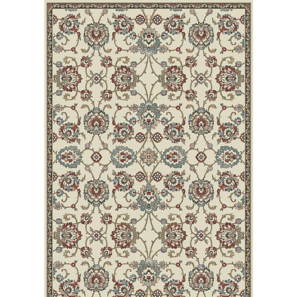 Melody Ivory 9 ft. 2 in. x 12 ft. 10 in. Indoor Area Rug