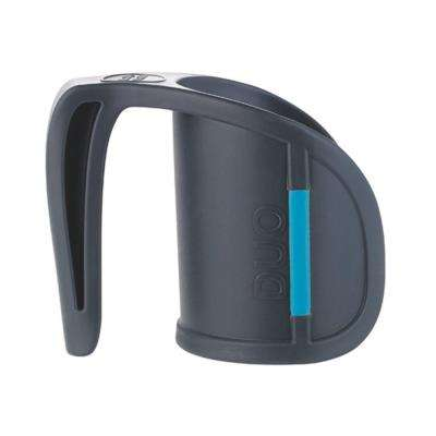 12 oz. Duo Handle Beverage Holder in Blue