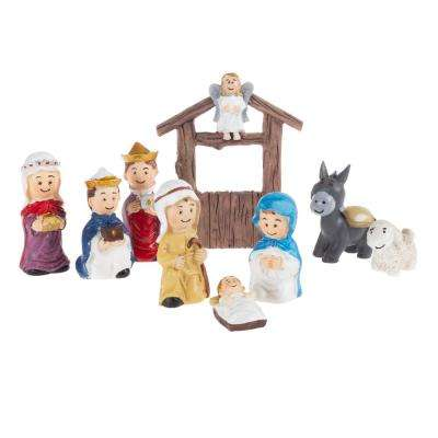 Nativity Playset for Kids