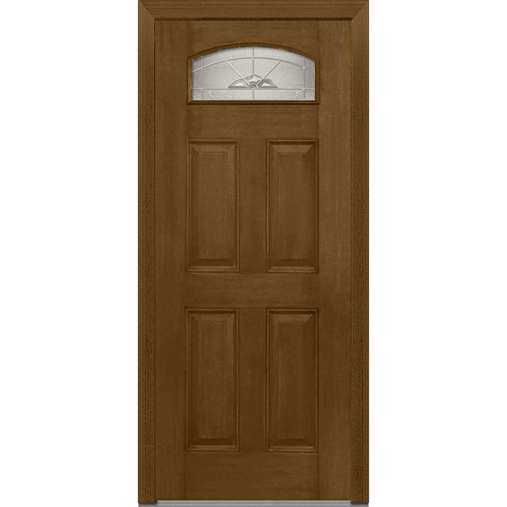 single door front doors exterior doors the home depot. Black Bedroom Furniture Sets. Home Design Ideas