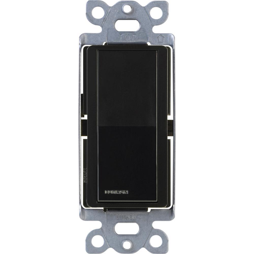 CA-4PS-BL Diva 15 Amp 4-Way Switch, Black