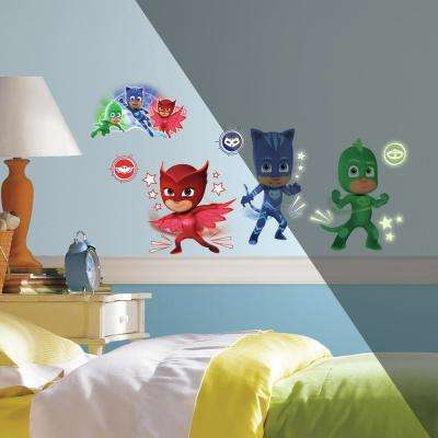 PJ Masks Peel And Stick Wall Decals (8