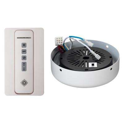 NEO Indoor Rubberized White Remote Control Transmitter/Receiver