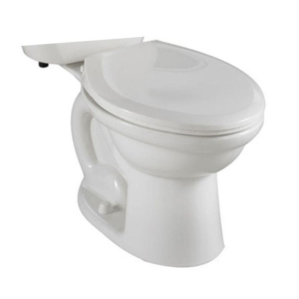 American Standard Colony FitRight 1.6 GPF Elongated Toilet Bowl Only in White