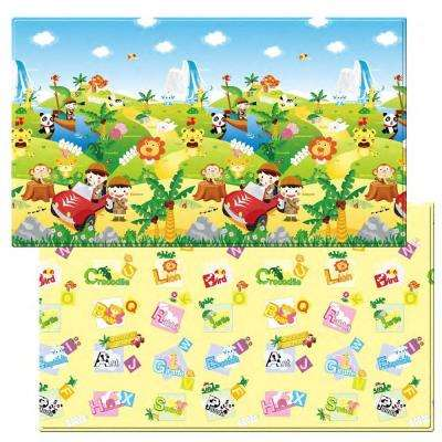Safari 5 ft. x 8 ft. Play Mat