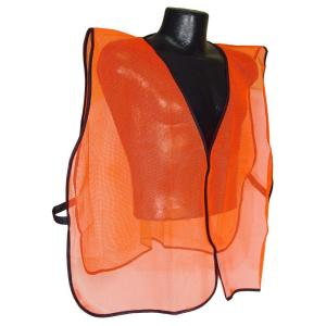 Radians Safety Vest Orange Mesh No Tape by Radians