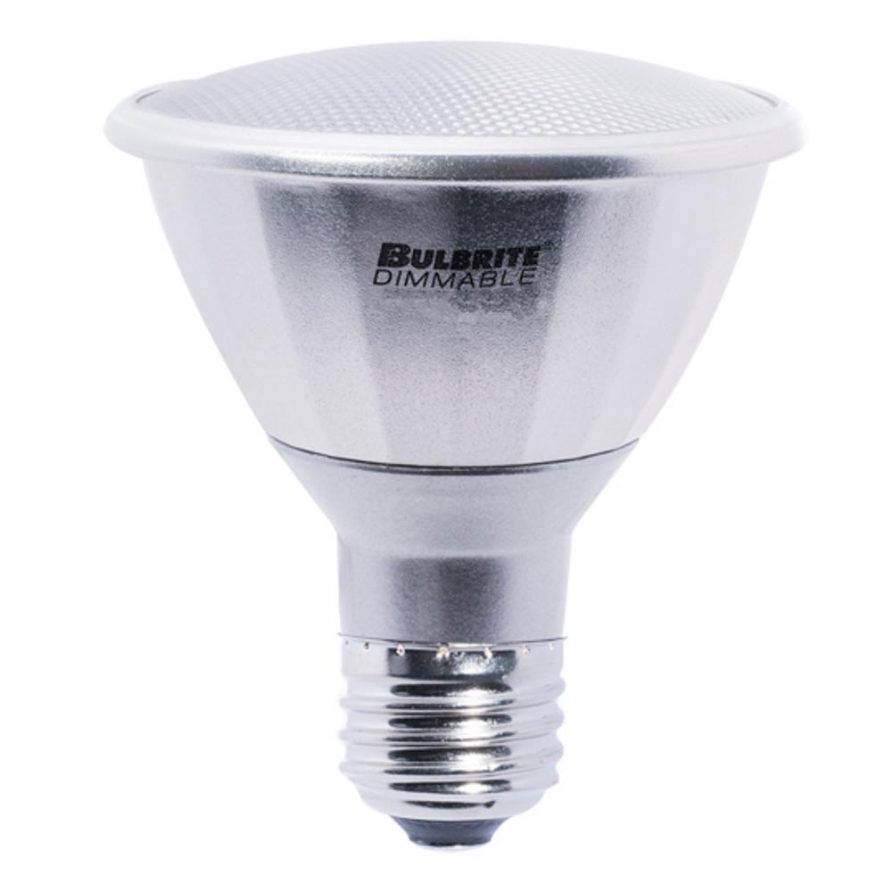 Bulbrite 75W Equivalent Warm White PAR30LN Dimmable LED