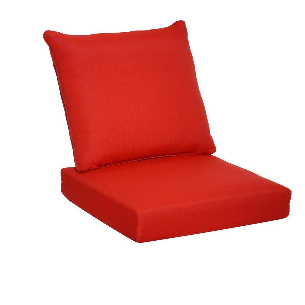 Ruby Deep Seating Outdoor Lounge Chair Cushion