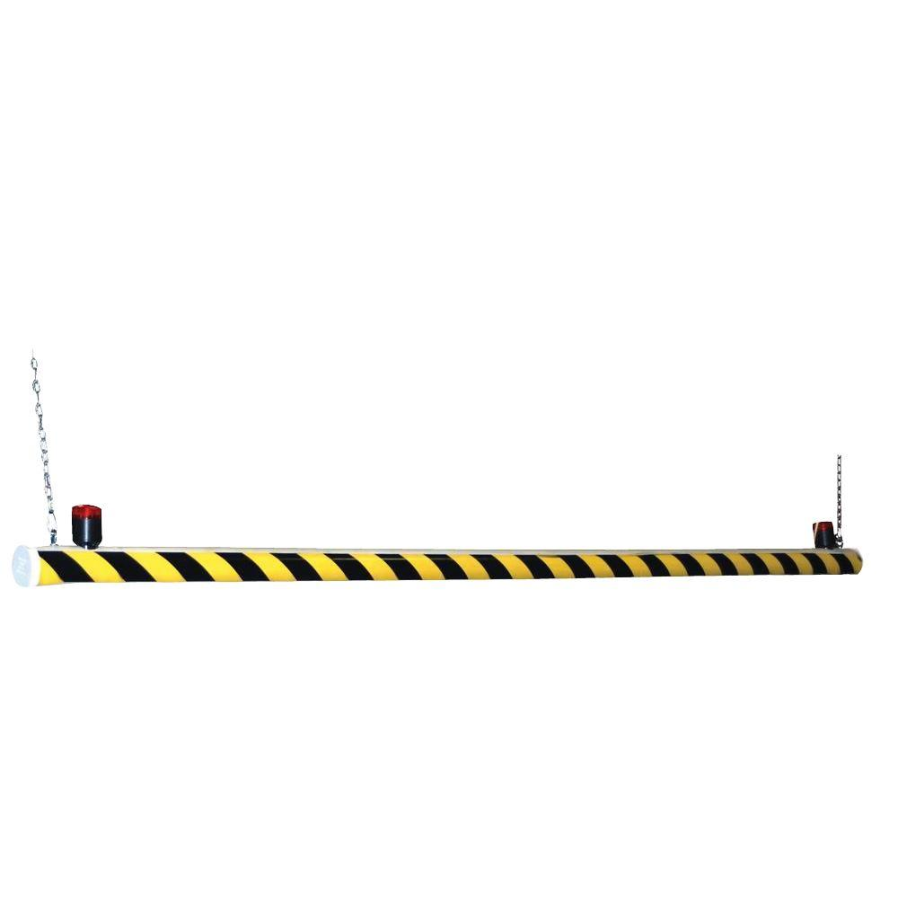 Vestil 10 ft. Long Deluxe PVC Overhead Door Warning Barri...