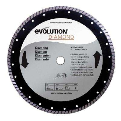 14 in. Diamond Masonry Blade
