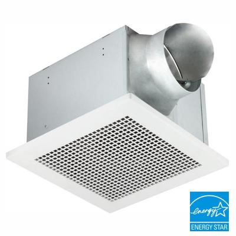 Professional Pro Series 200 CFM Ceiling Bathroom Exhaust Fan, ENERGY STAR