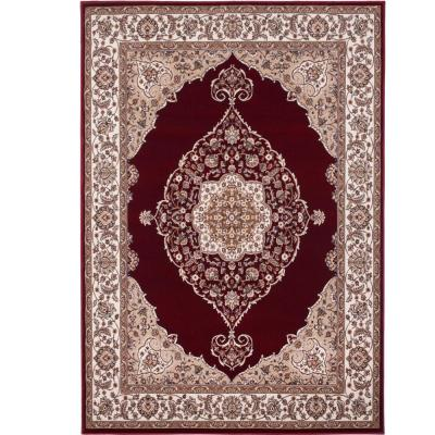 Red Area Rugs The Home Depot