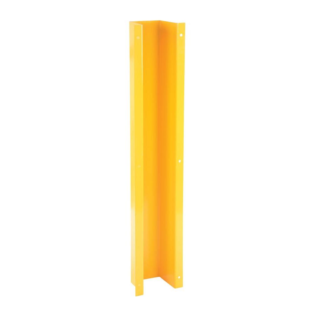 Vestil 3 5 Ft Yellow High Protector For Steel Pipe And