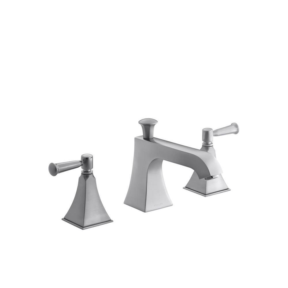 KOHLER Memoirs 2-Handle Bath or Deck-Mount High-Flow Bath Faucet ...